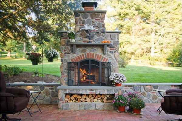 Fireplaces & Fire Pits