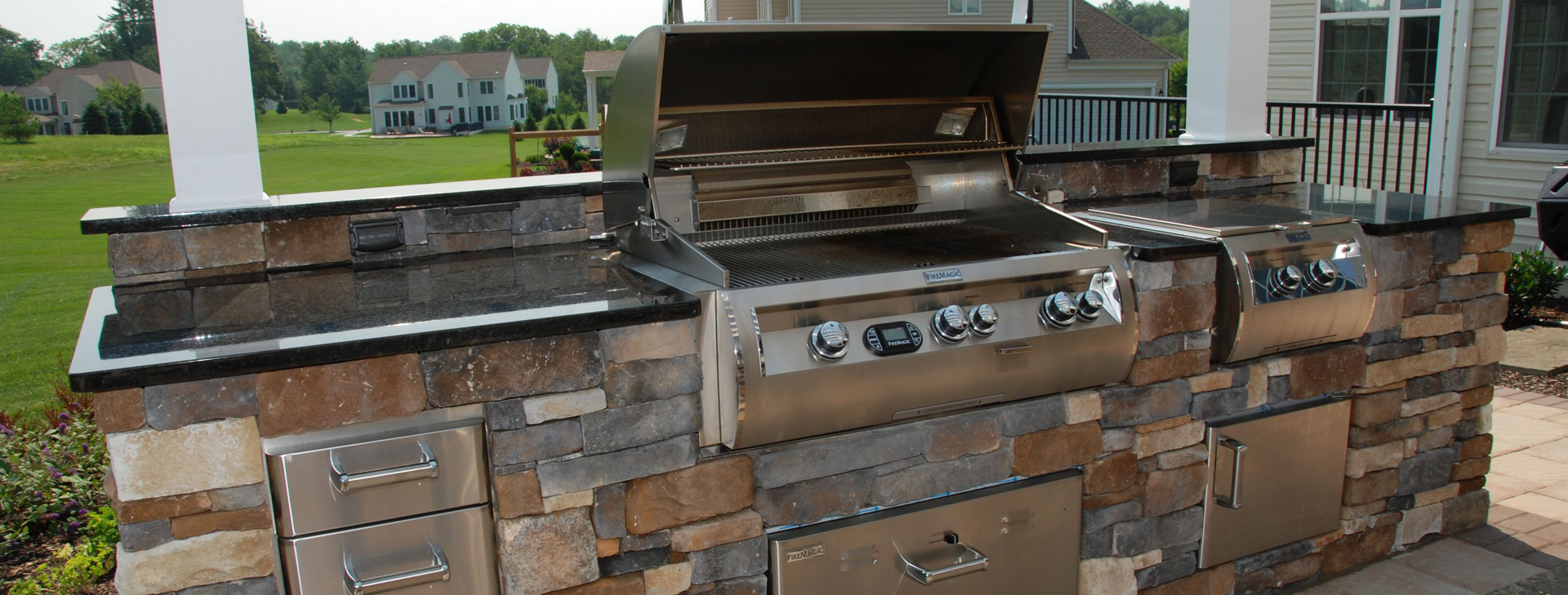 Outdoor Chef Kitchens