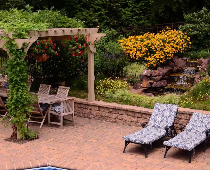 Create a Five Star Landscape Hang Out - Create A Five Star Landscape Hang Out - DeMichele Inc.